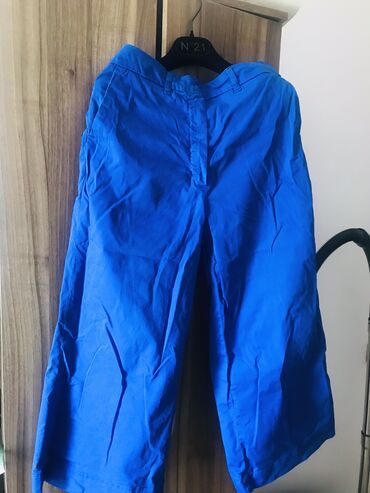 Женская одежда - Милянфан: Кюлоты.Италия.Бренд Sportmax.Размер 46