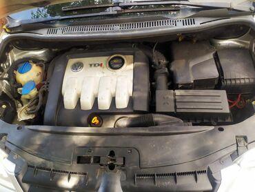 Volkswagen Touran 1.9 л. 2003