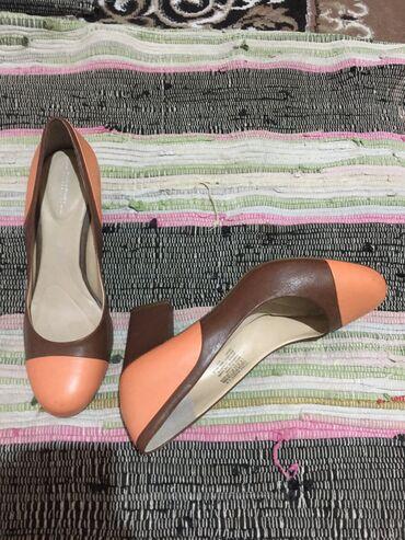 Туфли Rockport кожаные, состояние -отличное . Удобная колодка усто