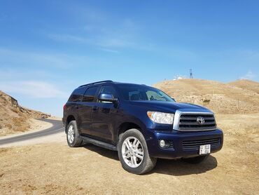 Toyota Sequoia 5.7 л. 2008 | 162000 км