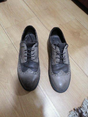 Cipele, koza, rucni rad, made in italija.par puta nosene, bez ikakvih