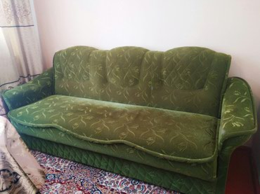 Мягкая мебель в отличном состоянии. Размер стандартный.Есть торг...... в Бишкек