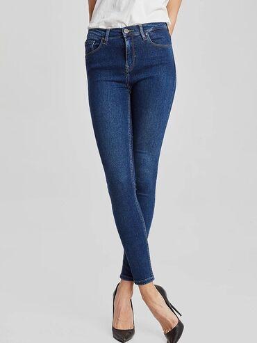 Продаю новые женские скинни джинсы. Производство Турция. 30 размер