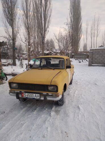 Москвич 1.6 л. 1987