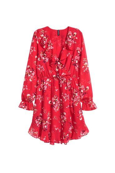 qırmızı bodilər - Azərbaycan: Dress Kokteyl HM S