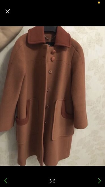 Palto super brend Max&Co, Port Bakuda alinmishti 1100 man, ölcüsi