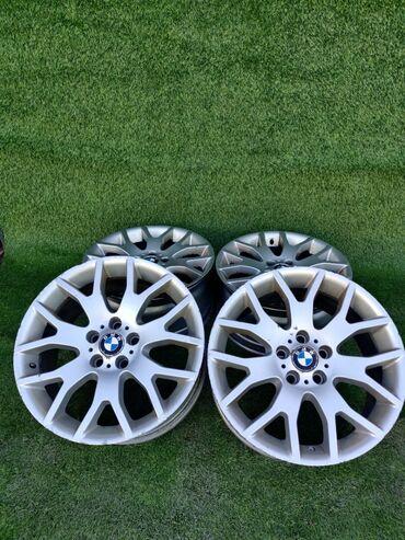 купить титановые диски на ниву в Кыргызстан: Диски BMW BBS 177Диаметр R19Ширина 9.0j et48DIA 74.1Цена за 4 диска
