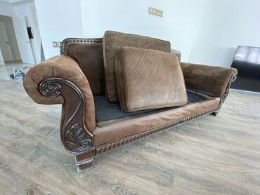 биндеры profi office для дома в Кыргызстан: Продаю комплект мягкой мебели Лора Эшли  Привезенный из Англии  большо