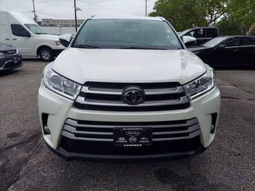 наклейки на авто надписи на заказ in Кыргызстан   АВТОЗАПЧАСТИ: Toyota Highlander 4.7 л. 2018   32000 км