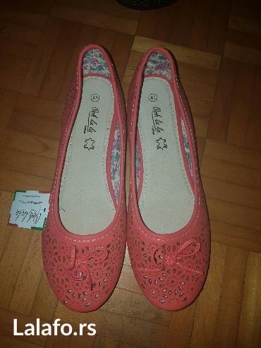 Broj-je - Srbija: Cipele, baletanke, novo, broj 40, cena je fixna