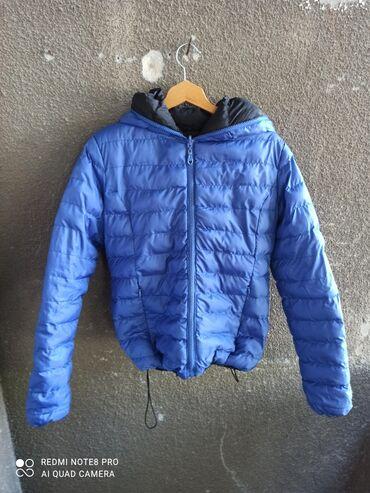 Sako - Srbija: Prodajem bukvalno kao novu jaknu sa dva lica vrhunskog kvaliteta a