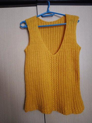 Ženska štrikana majica,univerzalna veličina