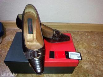 Туфли классические, pierre cardin, оригинал, в Бишкек