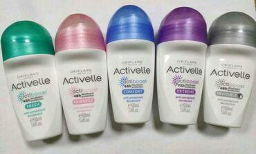 Oriflame dezodorantlari