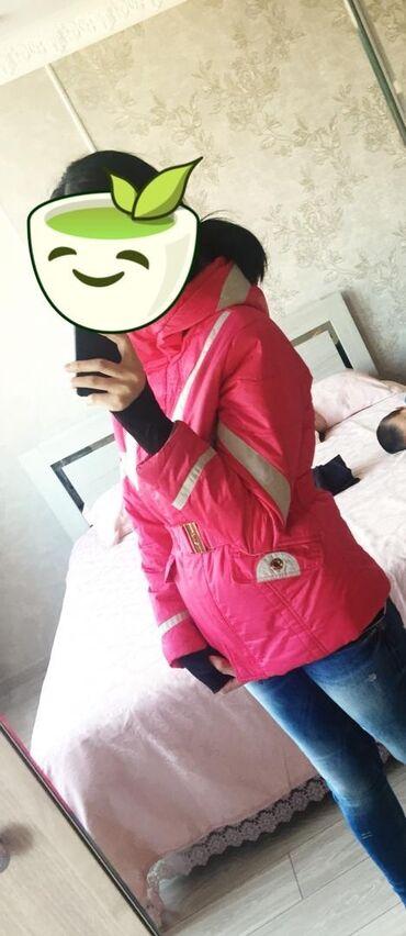 Красивая горнолыжная куртка! Состояние идеальное!Видео на вотсап
