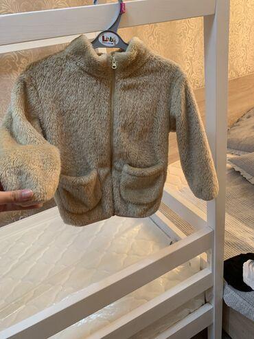 Детская плюшевая курточка для ребёнка на 2-3годика покупали за 1000 от