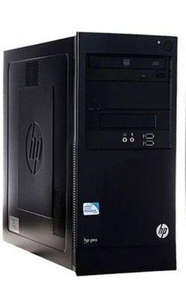 hp 1010 в Кыргызстан: Системный блок оригинал-HP Pro 3330 MT (CPU Intel Pentium