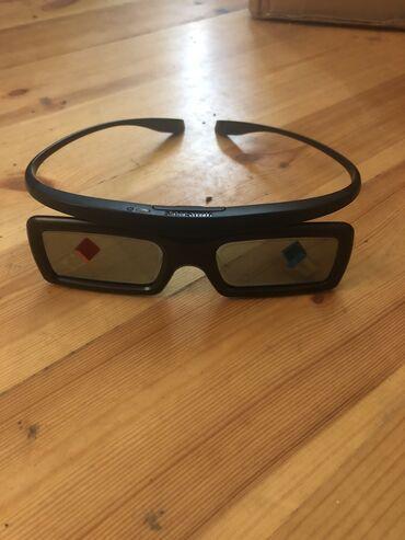 Maskalar, eynəklər Bakıda: 3D Eynek Samsung firmasi