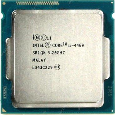 LGA1150 - Intel Core i5 4460 Processor (6M Cache, 3.20 up to 3.40 GHz) в Бишкек