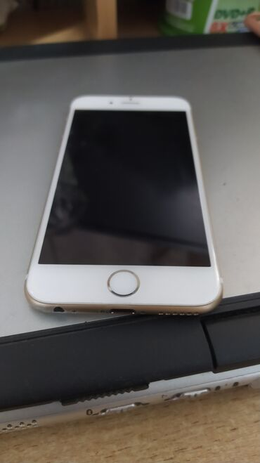 gold postelnoe bele в Кыргызстан: Б/У iPhone 6 64 ГБ Золотой