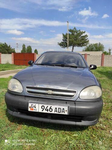 прицеп автомобильный бу в Кыргызстан: Chevrolet Lanos 1.5 л. 2007 | 141000 км
