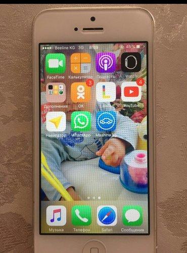Iphone 5 оснащен 4-дюймовым дисплеем retina, с разрешением 1136 x 640  в Лебединовка