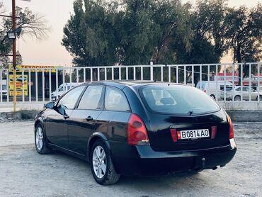 сефиро бишкек in Кыргызстан   NISSAN: Nissan Primera 2.2 л. 2003   250000 км