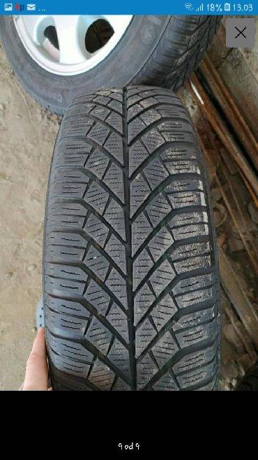 Gume sa aluminisim felnama 5x112 gume 195 65 15 M+s gume za detalje