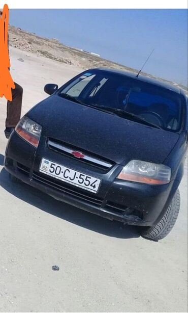 Avtomobillər - Azərbaycan: Chevrolet Aveo 1.2 l. 2007 | 16000 km