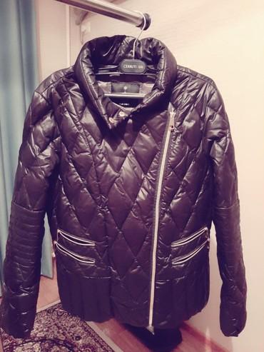 демисезонные ботинки в Кыргызстан: Продаю куртку демисезонную, утепленную, 44-46 размер