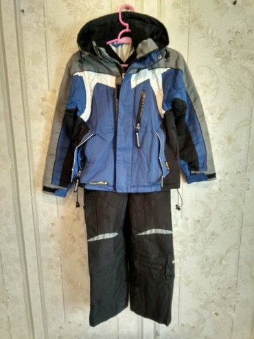 Горнолыжный костюм Rossignol. Размер XL. Для мальчика 7-10лет. Штаны в в Бишкек
