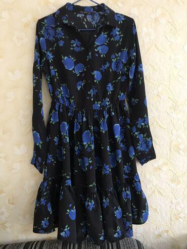 Личные вещи - Луговое: Платье производство Турция ткань штапель на лето очень классно