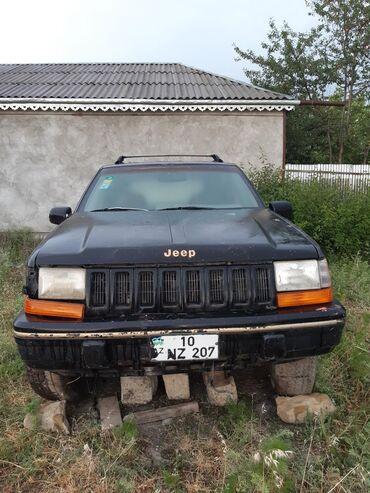 Jeep Azərbaycanda: Jeep Grand Cherokee 5.2 l. 1995