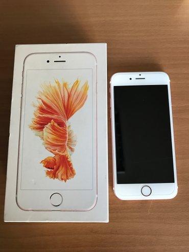 Iphone 6S 16G  ΣΕ ΑΡΙΣΤΗ ΛΕΙΤΟΥΡΓΙΚΗ ΚΑΤΑΣΤΑΣΗ ΜΕ ΦΟΡΤΙΣΤΗ σε Δυτική Θεσσαλονίκη