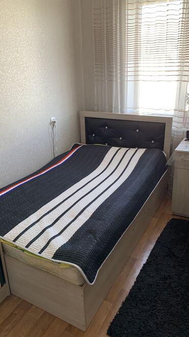 компьютер купить в Кыргызстан: Продаю новую Мебель, спальный гарнитур, кровать 2 метра на 1,6м, шкаф