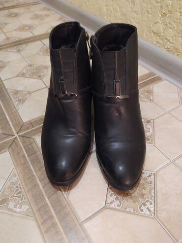 Туфли - Кыргызстан: Женские туфли В отличном состоянии Размер примерно 36-37.5