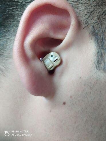 Слуховые аппараты - Кыргызстан: Топовый слуховой аппаратцифровое улучшение качества