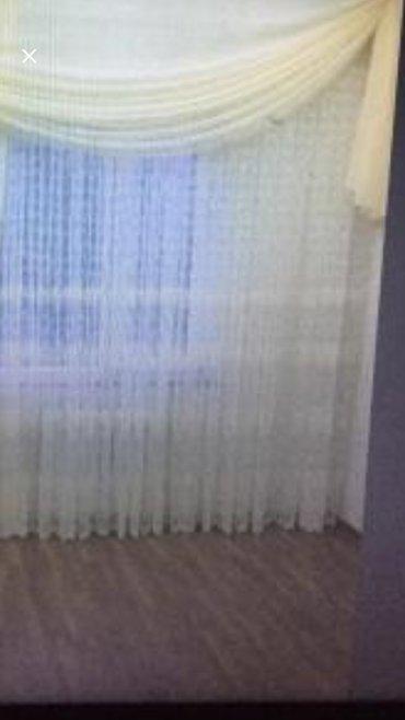 Продаю тюль 10 метров, высота 3 м, подшита под бантную складку.  в Чаек