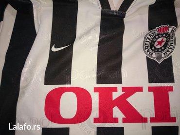 Partizan - Srbija: Nike original dres partizana iz sezone 97/98. Za sva pitanja poslati