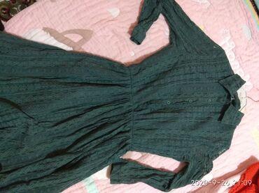 цвет нежный платье цвет в Кыргызстан: Продам очень красивую, нежную платюшку зеленного (изумрудного)цвета