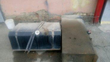 Продаю топливные баки сняли с камаза в Кант