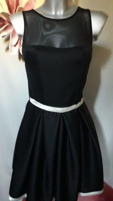 Haljine - Sombor: Crna glok haljina-BlondyHaljina je nova sa etiketom.Odlicna