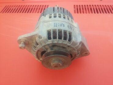 Vozila - Srbija: Alternator Lada 21214i Niva br.2 . Polovno, očuvano. Skinuto sa