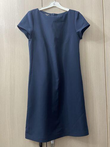 Платье  Размер М Темно синий Носила один раз