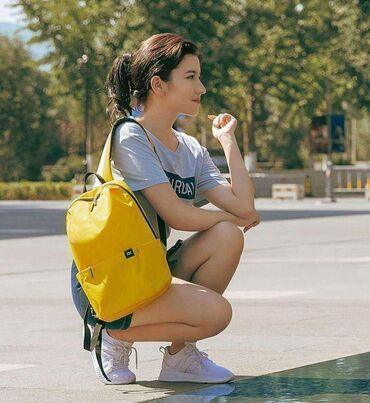 Xiaomi Colorful Mini BackpackПортативный рюкзакВсё что вам нужно