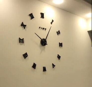 3 D Saatlar