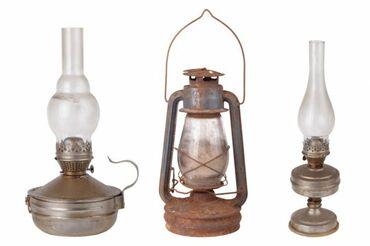 Продаю керасиновые советские лампы от 250сом до 400сом