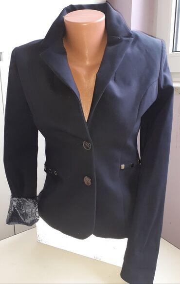 Markirana kozna jakna - Srbija: Markirani sakoi novi iz privremeno zatvoreog butika od