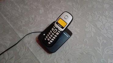 Siemens-sk65 - Srbija: Siemens bezicni fiksni telefon,kao nov.Potpuno ispravan i odlicno