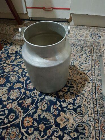 Ведра - Кыргызстан: Большой бидон,можно под молоко,был очень дорогой